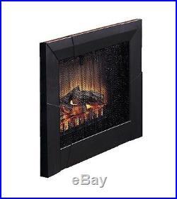 Dimplex DFI23TRIMX Expandable Trim Kit for Electric Fireplace Insert Black