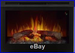 Dimplex Electric Firebox Fireplace Insert 25 in. 1500 W Programmable Thermostat