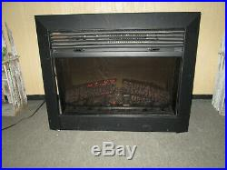 Dimplex Electric Fireplace Air Heater DFB6016, Insert, Remote, GUC