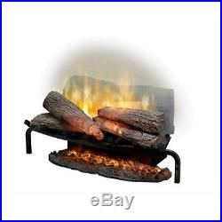 Dimplex Electric Fireplace Log Set Fireplace Insert BTU 5118 RLG25