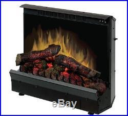Dimplex Electrical Fireplace Insert 23 Black DF12310