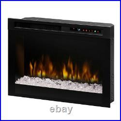 Dimplex Multi-Fire XHD 26 Plug-in Electric Firebox, XHD26G, Acrylic Ice Media