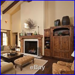 Dimplex Opti Myst Open Hearth Living Room Built In Electric Fireplace Insert