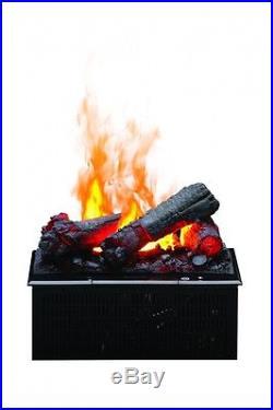 Dimplex Opti-myst Cassette Electric Fireplace Insert Realistic Flames