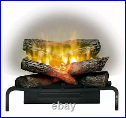 Dimplex RLG20 Revillusion 20-Inch Electric Fireplace Insert Log Set Black NEW