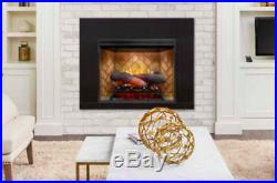 Dimplex Revillusion 24 Electric Built-in Firebox Fireplace RBF24DLX Insert