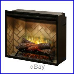Dimplex Revillusion 30 Electric Built-in Firebox Fireplace RBF30 Insert