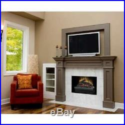 Dimplex Standard Efficient 23 Inch Log Set Electric Fireplace Insert (Open Box)