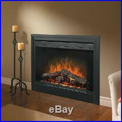Dimplex Standard Electric Fireplace Insert with Trim Kit, 39-Inch