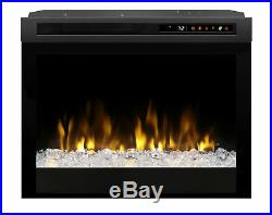 Dimplex XHD23G Multi-Fire XHD 5118 BTU 23 Inch Wide Insert Electric Firebox with