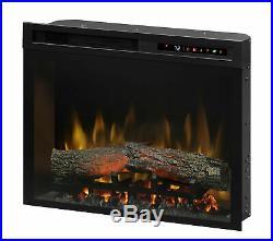 Dimplex XHD23L Multi-Fire XHD 5118 BTU 23 Wide Insert Electric Firebox with