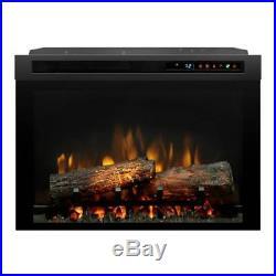 Dimplex XHD26L Multi-Fire XHD 5118 BTU 26 Inch Wide Insert Vent Free Electric Fi