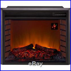 Duluth Forge 29in. Electric Fireplace Insert With Remote Control