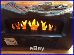 Duraflame DF1020ARU Electric Flame Ember Logs Fireplace Insert 4600 BTU Heater