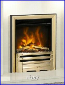 ELECTRIC INSET FIRE MODERN LED FLAME ELGIN & HALL PRYZM 16 DEVOTION BELMONT 2kW