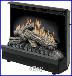 Electraflame Electric Fireplace Insert 19.8H X 23.5W X 10.8 D 1375W 4692Btu