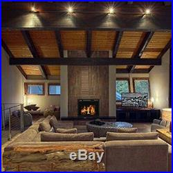 Electric Fireplace BetterThan Ventless Gas Fireplace Insert Logs Natural 23 Inch