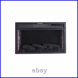 Electric Led Flame Electric Fire Insert Living, Bedroom UK Shipper RRP £350