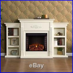 Fake Fireplaces Electric Inserts White Office Heat Your Home For House Systems