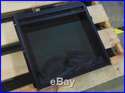 Firebox inserts Small-Medium Ameriwood Home F18V66L Bruxton Electric Fireplace