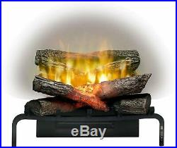 Fireplace Log Set Electric Revillusion Flame Insert Multi Function Remote 20