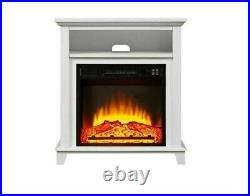 Flamelux Electric (Fireplace Insert) With Mantel