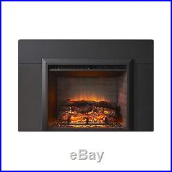 GreatCo Gallery Series Insert Electric Fireplace, 42-Inch Surround