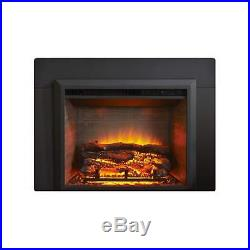 GreatCo Gallery Zero-Clearance Series Insert Electric Fireplace, 36-Inch Surroun