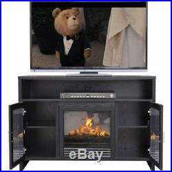 HOT Electric Fireplace Heater Tv Stand Insert Entertainment Center Media Console