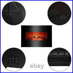 Home 26/35 Electric Fireplace Recessed insert or Wall Mounted Electric Heater