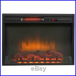 Home Decorators Collection Infrared Electric Fireplace insert