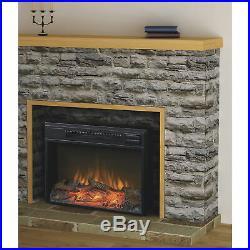 Homestar Flamelux Electric Firebox Insert 24in. W
