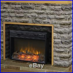 Homestar Flamelux Electric Fireplace Insert