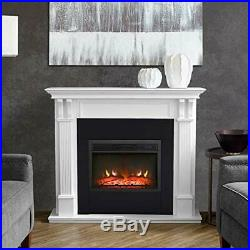 LOKATSE HOME 23 Inches Electric Fireplace Insert Heater Log with (23 inch)