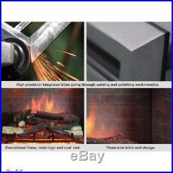 Living Room Accessories Firebox Heater Electric Fireplace Insert Home Decor New