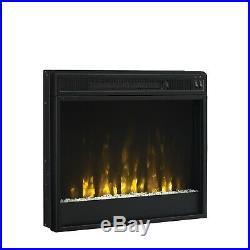 Modern 23-inch Electric Fireplace Insert by ChimneyFree 23EF026FGT