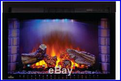 NAPOLEON 29 in Cinema Series Electric Fireplace Insert Hardwired Modern
