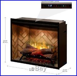 NEW Dimplex Revillusion 30 Electric Fireplace Firebox Insert RBF30