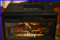 NEW Electric Fireplace and Heater Insert 1500W 23 Model