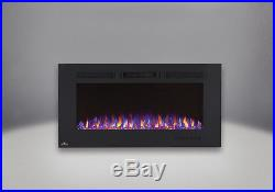 Napoleon Linear 42 NEFL42FH Wall Insert / Wall Hanging Electric Fireplace