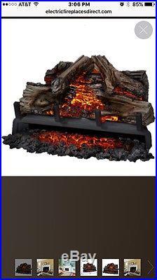 Napoleon Woodland 24 Electric Fireplace Insert/Log Set