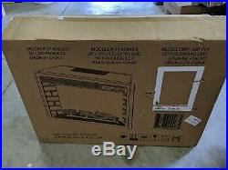 New Dimplex 26 in Electric LED Firebox Fireplace Insert 27-800-001