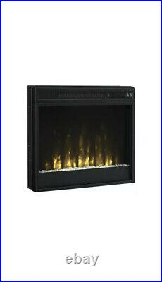 New Electric Fireplace Insert 23EF026FGT 23 Series Wood Fireplaces Chimney Free