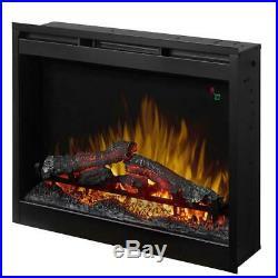 New Muskoka 26 in Electric LED Firebox Fireplace Insert 27-800-001