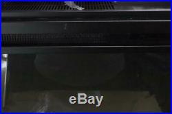 Pack of 1 Altraflame FA23V60L Electric Fireplace Heater Insert Flat Glass 22