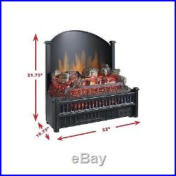 Pleasant Hearth Electric Insert with Heater