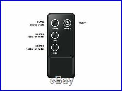 PuraFlame 30 Western Electric Fireplace Insert with Remote Control, 750/1500