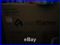 Real Flame 4099 Electric Firebox Insert NEW