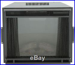 Real Flame Vivid Flame 23 in. Electric Fireplace Insert