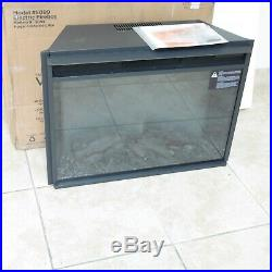 Real Flame Vivid Flame Grand 33.5 Electric Firebox Insert with Remote 5099